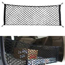 Car Trunk Rear Cargo Organizer Storage Net Elastic Nylon Hammock Holder Mesh YZ