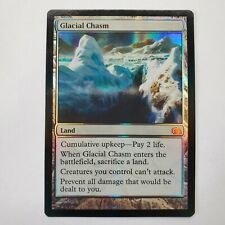 MTG Magic FOIL Glacial Chasm From the Vault: Realms FtV LP