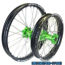 Sm Pro Platine Motocross Jeu de Roues 48.3cm 53.3cm Kawasaki KXF250 KX250F 06-18