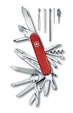 VICTORINOX Swiss Champ Rot NEU/OVP Schweizer Offiziersmesser Taschenmesser (33)