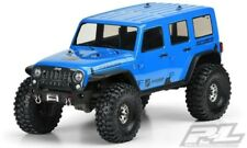 Pro Line Jeep Wrangler Unlimited Rubicon carrocería claramente para Traxxas trx-4 1:10