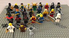 Lot of 25 Genuine LEGO Ninjago Minifigures (#70752 #71019 #70720) & MORE!!