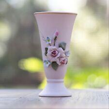 Lefton China 1847P Small Vase