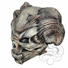 Halloween Latex Night Chronicle Devil Skull Head Costume Fancy Dress Party Mask