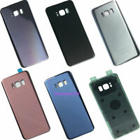 Battery Cover Glass Rear Back Door case For Samsung Galaxy S8 G950/S8+ Plus G955