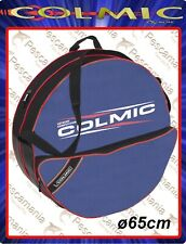 Bag Fish Trap Holder Colmic Double With Pocket Red Series