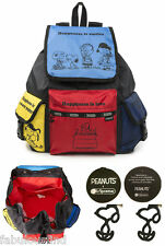 LeSportsac Peanuts X Snoopy & Friends Voyager Backpack Rucksack NWT Free Ship