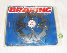 MB02FID BRAKING Disco Freno Anteriore MBK BW'S 12 Booster Spirit Naked NG SPY 50