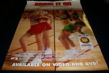BRING IT ON MOVIE POSTER - KIRSTEN DUNST - MO 522
