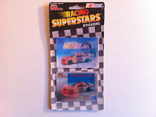 Racing Champions - Nascar - Stickers Derrike Cope (2 hologrammes autocollants)