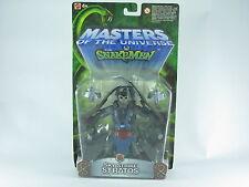 HE-MAN MOTU 200x Sky Strike Stratos COMPLETO MATTEL Boxed aperto snakemen