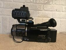 Sony Hvr-A1 High Definition Camcorder
