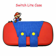 For Nintendo Switch Lite Hard Protective Carry Storage Super Mario Case Cover US