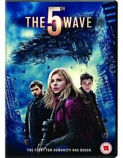 The 5th Wave (DVD) *NEW & SEALED*
