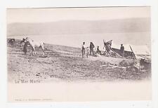 Dead Sea,Israel,Jordan,Middle East,West Bank,c.1901-06