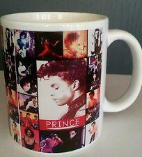 PRINCE  'Collection' Coffee Mug -Collectors Item