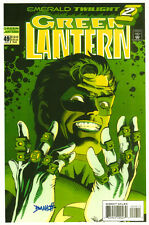Darryl Banks SIGNED Green Lantern 49 Comic Art Print Hal Jordan Emerald Twilight