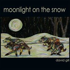David Gill - Moonlight on the Snow [New CD]