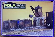 POLA #920 g scale Coaling Depot Kit brand new