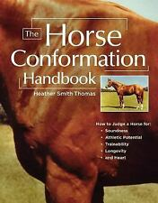 The Horse Conformation Handbook, Heather Smith Thomas, Acceptable Book