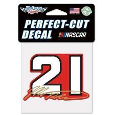 MATT DIBENEDETTO #21 PERFECT CUT DECAL WINCRAFT 4X4 DECAL STICKER SHEET
