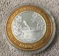 Silver 10 Dollar Token Mccarran First Vegas Airport 1942 Alamo Airport Free Ship Ebay