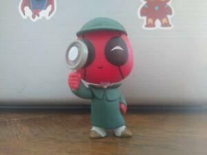 Deadpool 30th Anniversary Mystery Minis Vinyl Figures Sherlock 1/24