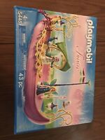 Playmobil Fairies Boat 43 Pieces New Sealed