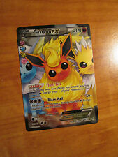 NM FULL ART Pokemon FLAREON EX Card GENERATIONS Set RC28/RC32 Radiant Collection