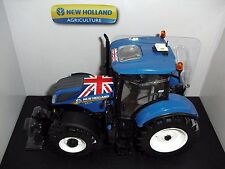 Universal Hobbies UH4901 New Holland T7.225 Union Jack Edition 1:32 scale model