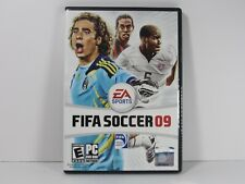 EA Sports PC Game Fifa Soccer 09 with Manual and Serial Key