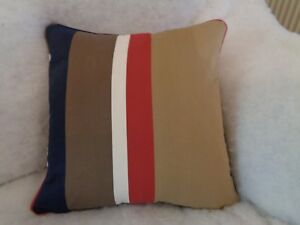 """40 % PRICE DROP ! MELKER BY SANDBERG 1 SINGLE 18"""" CUSHION COVER SAVE YOURSELF ££"""