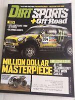 Dirt Sports Magazine LED lightbars Tested & Dakar July 2014 032317NONRH
