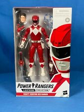 Power Rangers Lightning Collection - Mighty Morphin Red Ranger - Hasbro
