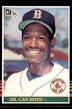 Baseball Card Dennis Oil Can Boyd 1989 Topps # 326 NM//M