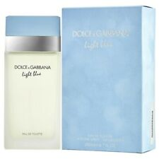 LIGHT BLUE * Dolce & Gabbana 6.7 oz / 200 ml Eau de Toilette Women Perfume Spray
