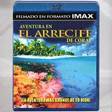 Imax Aventura En El Arrecife De Coral - Blu-ray Región A, B, C