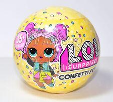 LOL Surprise CONFETTI POP Doll 9 Layers Of Fun BALL L.O.L. ~ Big Sister NEW