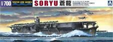 Aoshima 1/700 04515 SORYU Model Kit/Maquette CAZ22