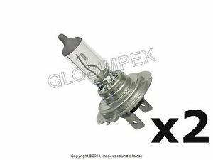 BMW E38 E39 E46 E60 E90  etc Bulb Halogen H7 55w Headlight Longlife Bulb OEM