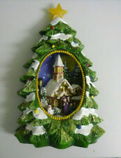 Weihnachtsdeko Christmas Tree with Interior Resin Illuminated / Star Trading