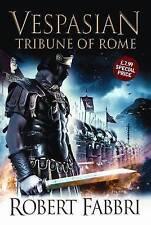 ROBERT FABBRI _ VESPASIAN TRIBUNE  OF ROME _ HB  _ SHOP SOILED  ___ UK FREEPOST