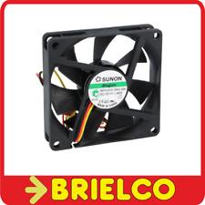 VENTILADOR TERMOPLASTICO 12VDC 1.36W 70X70X15MM 3300 ROTAC/MIN 3 CABLES BD11381