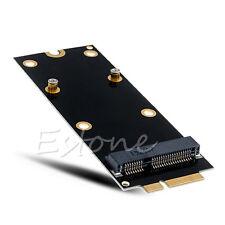 7+17 Pin mSATA SSD To SATA Adapter Card for 2012 MacBook Pro A1425 A1398 MC976