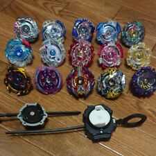 Takara Tomy Beyblade Burst Huge Lot of 15 Rare with Launcher