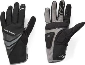NEW! Pearl Izumi Elite Cyclone Gel Cycling Men's Gloves 14141605 Black X-Large