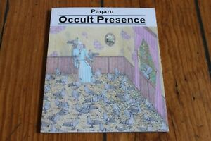 Occult Presence by Paqaru (Spain) Satanic Fantasy Surreal Comic Art Book NEW NM+