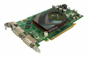 Nvidia QuadroFX 3500 0WH242 256MB PCI-E Graphics Card