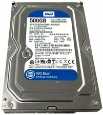 Western Digital Internal Hard Drive WD5000AAKX 500GB 7200 RPM 16MB Blue 3.5""