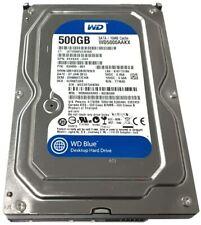Western Digital Internal Hard Drive WD5000AAKX 500GB 7200 RPM 16MB Blue 3.5